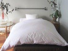 Edredon gonflant pas cher en plume et duvet - CASTEX - Couettes naturelles