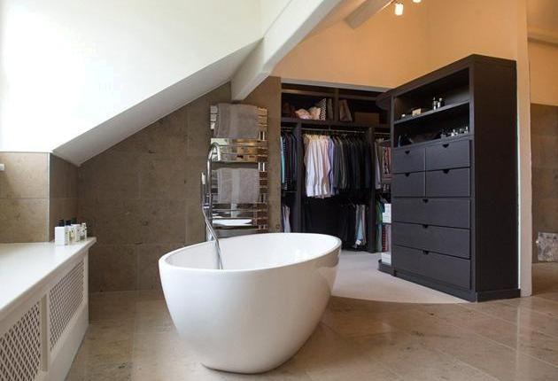 Bathroom Dressing Room Combo Bathroom Style Pinterest