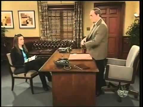 Bob Newhart - Stop It! - CAPTIONED - YouTube
