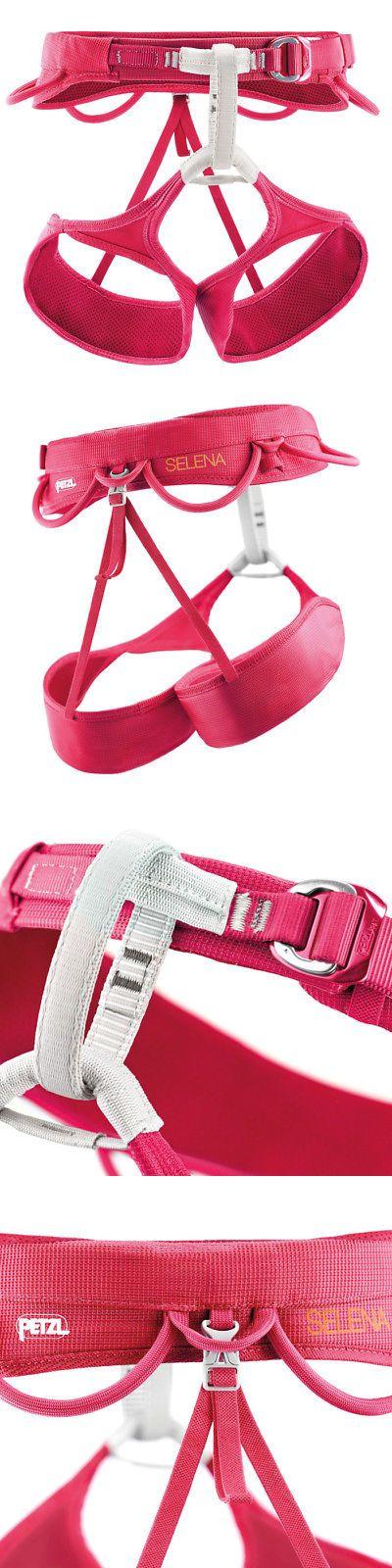 Harnesses 50815: Petzl Women S Selena Rock Climbing Harness -> BUY IT NOW ONLY: $61.7 on eBay!