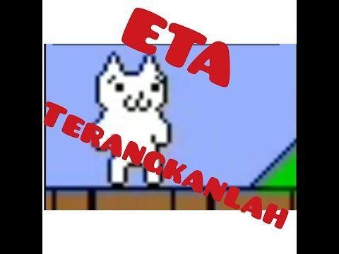 Eta terangkanlah versi CAT MARIO|kucing anjing #Lucu #etaterangkanlah - Cat Mario - YouTube
