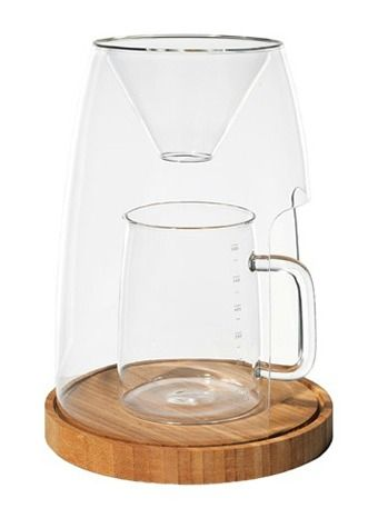 Manual Coffee Maker //