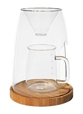 Manual Coffee Maker //