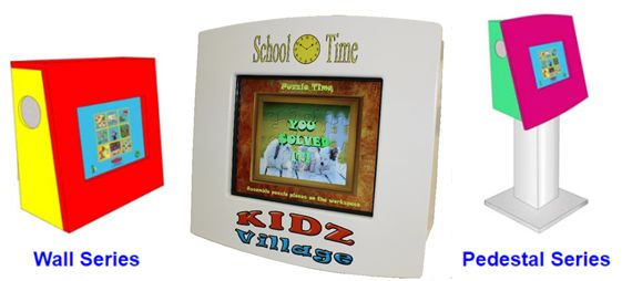 Toviga Video and Touchscreen Kiosks Keep Visitors Entertained At Your Restaurant