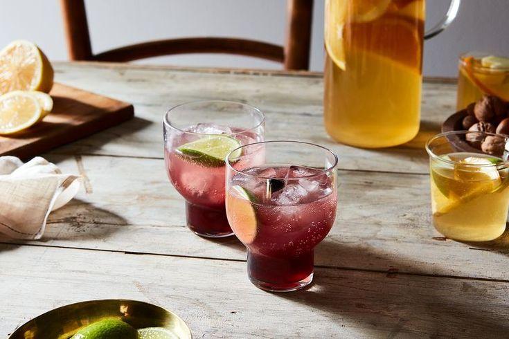 Cherry Lime Rickey recipe on Food52