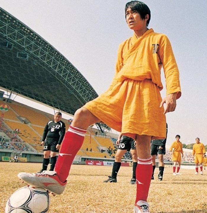 Crouching Tumblr Hidden Dragon Stephen Chow In Shaolin Soccer 2001 In 2020 Stephen Chow Shaolin Soccer Shaolin