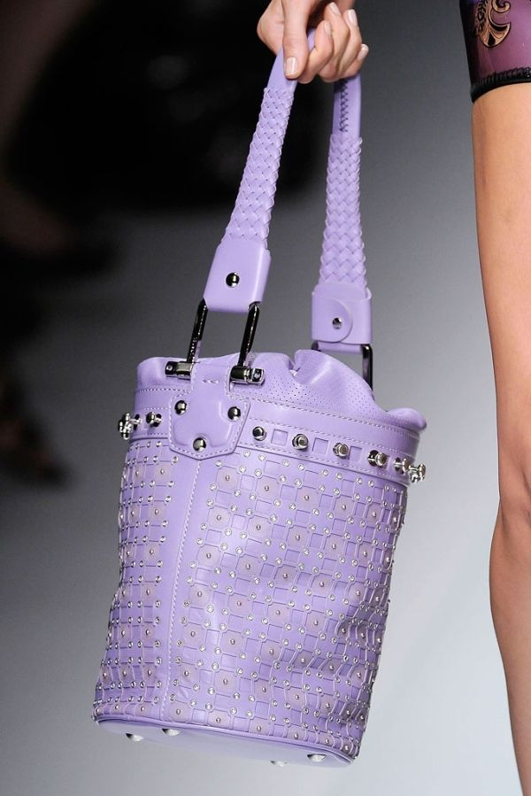 Versace-------- Love the purse, I would like to have it.