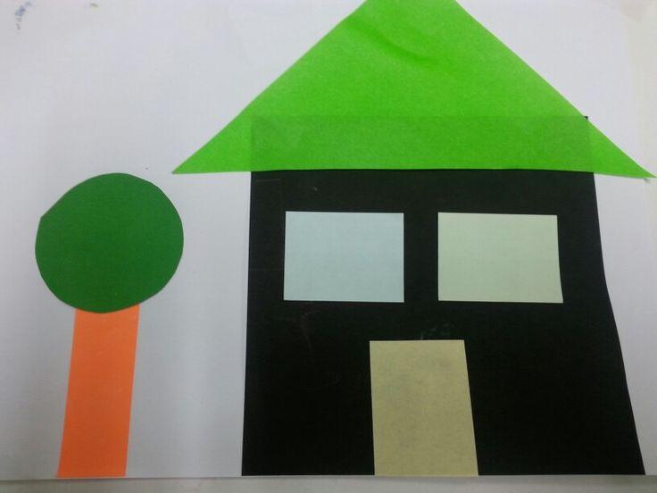 Shape Tree and House Craft