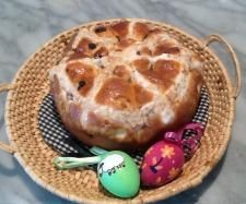 Recipe Hot cross bun pull-apart / loaf with cinnamon butter by monicaih - Recipe of category Baking - sweet