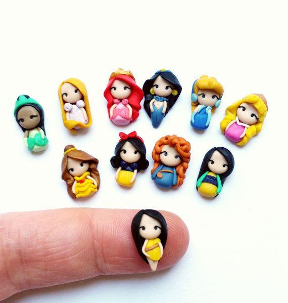 Principesse Disneymix orecchini perno.