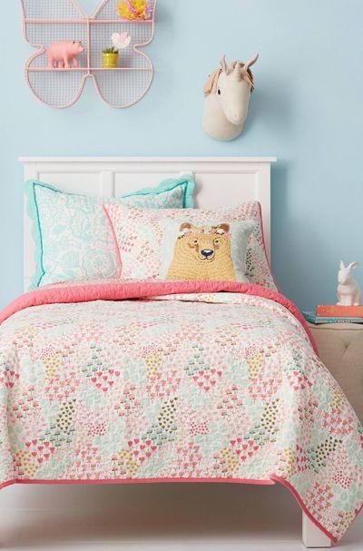 print & pattern: KIDS DESIGN - pillowfort