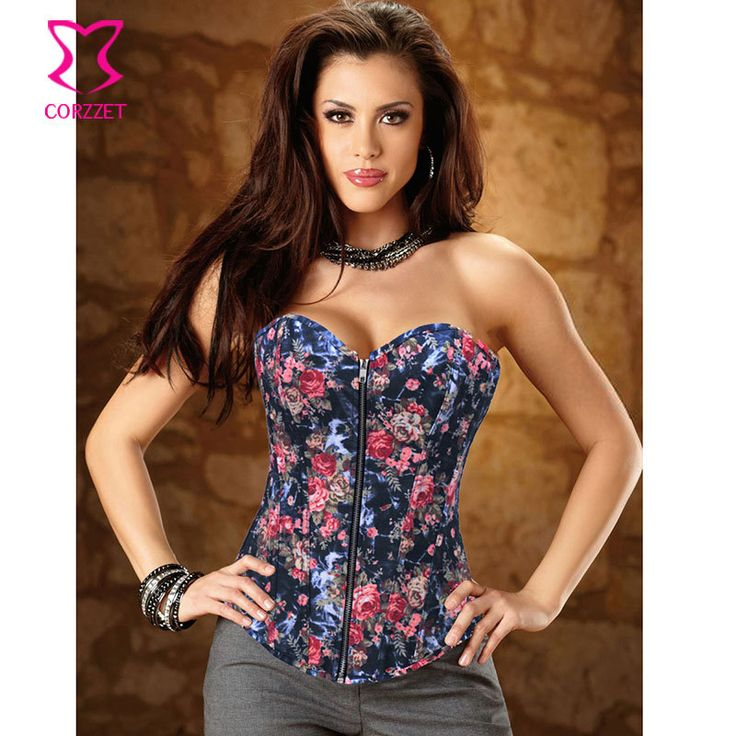 Like and Share if you want this  Women Shapewear Front Zipper Black Denim Corset Floral Bustier Top Gothic Sexy Korsett Shaper Waist Trainer Corsets For Sale     Tag a friend who would love this!     FREE Shipping Worldwide     Buy one here---> http://oneclickmarket.co.uk/products/women-shapewear-front-zipper-black-denim-corset-floral-bustier-top-gothic-sexy-korsett-shaper-waist-trainer-corsets-for-sale/