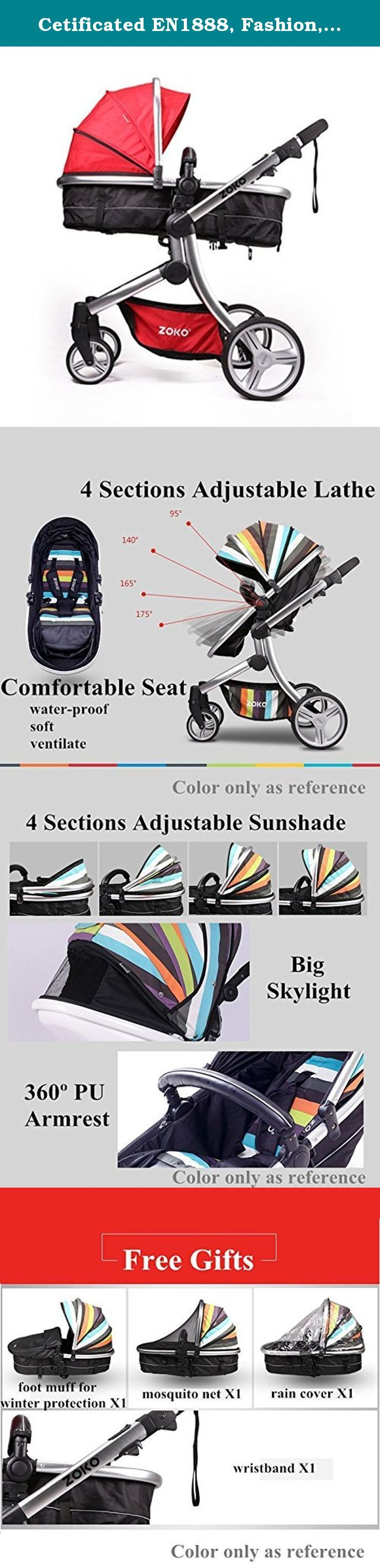 Some Specials of Our Stroller 1 Our strollers are with higher ground clearance than others
