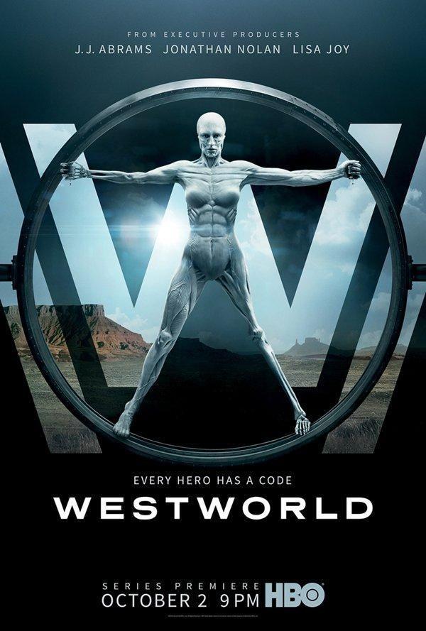 Westworld (2016) EEUU - DVD SERIES 184
