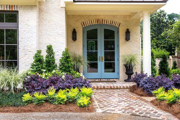Small Ranch Curb Appeal