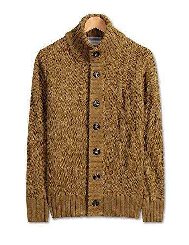 Showblanc (SBSBGA18) Attractive People Classy Knitwear Basic Cardigan Sweaters BROWN Medium(Chest 36) Showblanc http://www.amazon.com/dp/B0151MX5P8/ref=cm_sw_r_pi_dp_zlWlwb1Y1DWF9