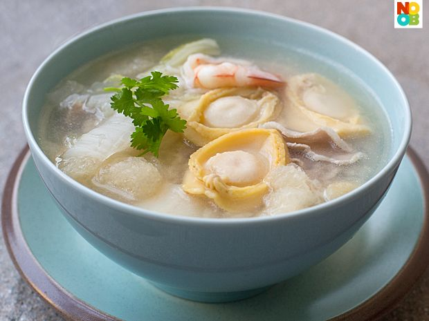 Chinese New Year Porridge Recipe: Noobcook, Porridge Recipes, Rice Pasta Eats