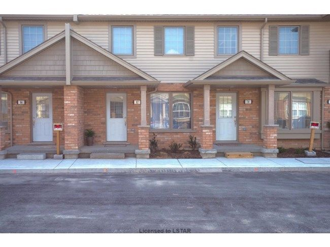 3320 MEADOWGATE BL - Located in desirable Summerside area steps away from local parks and schools this gorgeous condominium is sure to please. Upgraded kitchen boasts quartz countertops and island with stunning brand new cabinetry and appliances. Quartz finishes in both bathrooms. Upstairs includes three bedrooms with a spacious Master and upper level laundry with new stackable washer and dryer. Rough in for possible third bathroom in basement. Close to hospital, 401 and 10 minute drive to…