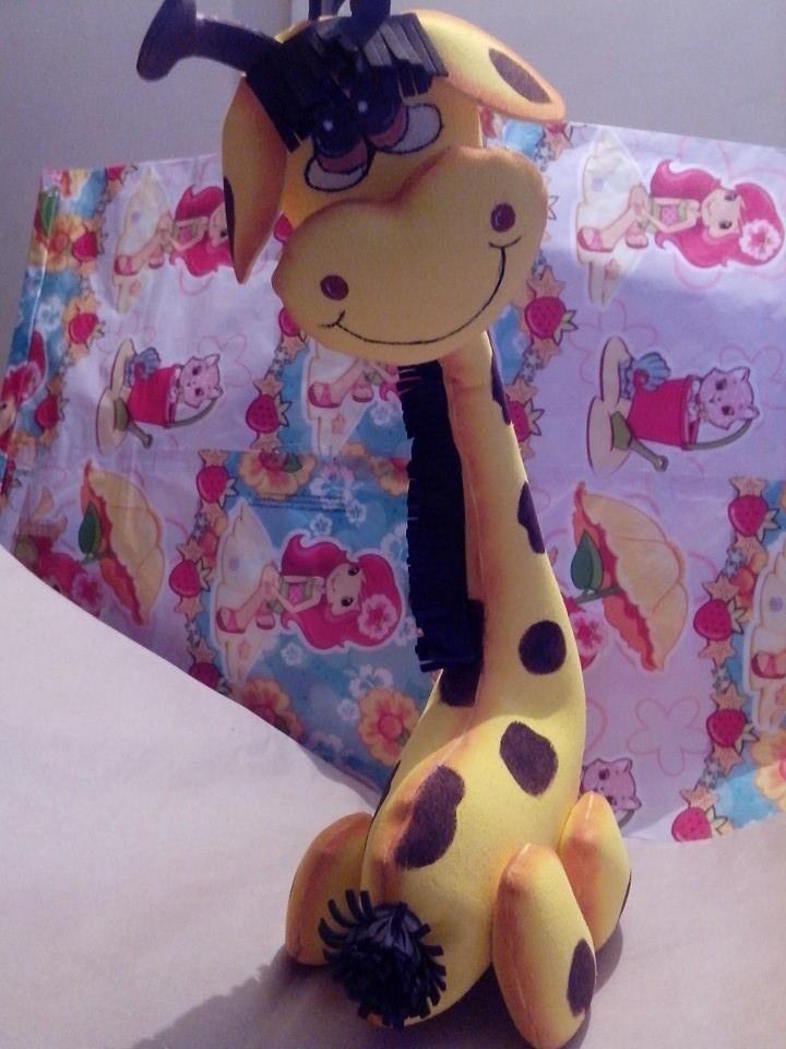 jirafa fomi