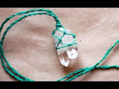 tutorial engarce de cuarzo 2 how to wrap stone quarz theartemanual - YouTube