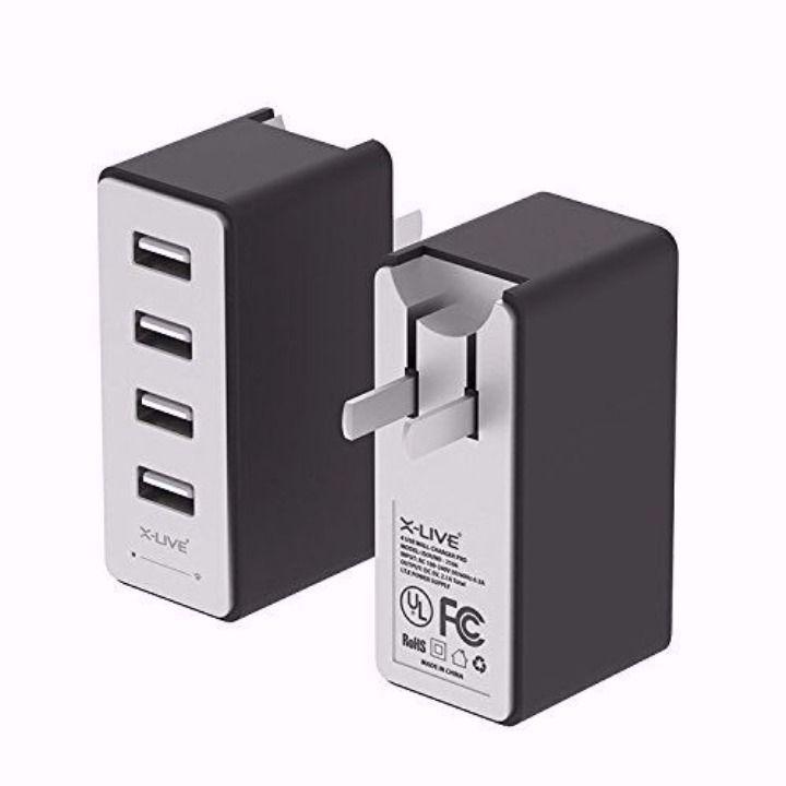 メルカリ商品: 【未開封品】X-LIVE USB充電器 #メルカリ
