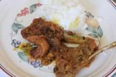 Spicy Curry with Lamb Riblets - Using a Pressure Cooker | Daily Musings - Everyday Recipes and More