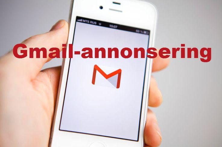 Nå kan du annonsere i Gmail med  Google AdWords!