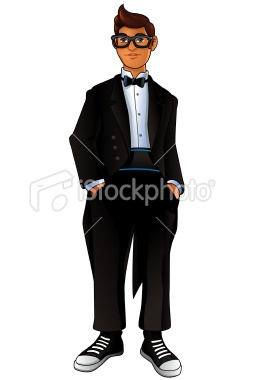 http://www.istockphoto.com/stock-illustration-18382848-geek-in-tuxedos.php