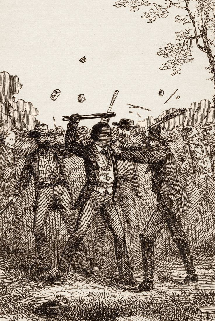 American Slavery and 'the Relentless Unforeseen' in 2020