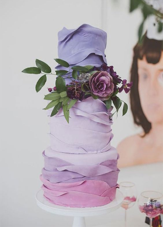 wedding ideas for spring purple 212 best purple wedding ideas images on layers 28173