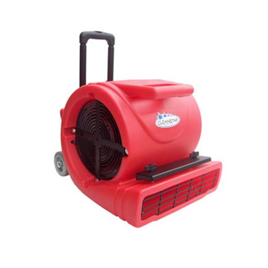 Carpet Blower (Air Mover) 900 watt: Features~ Extension Handle Wheeled 3 Speed Carpet Clamp Stackable Available in Blue or Red