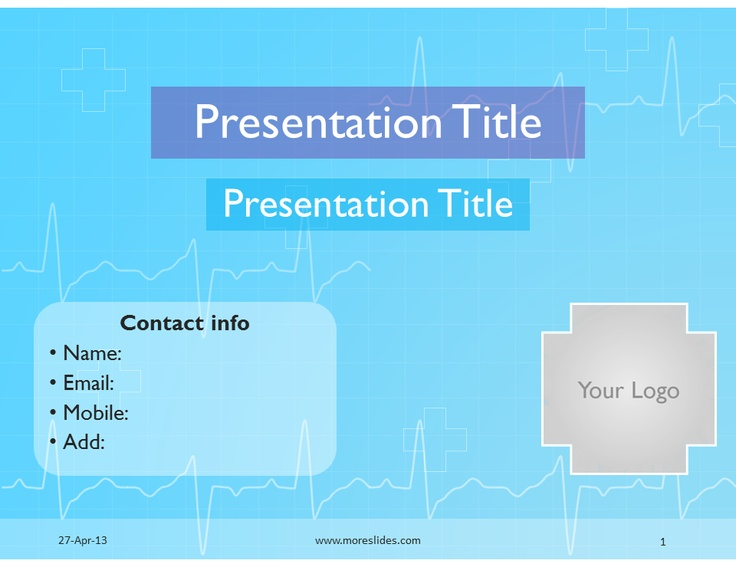 Download Editable Microsoft Power Point presentation Health Care Theme vector slides, themes, templates and keynotes at moreslides.com Features of our Powerpoint presentation slides and themes :  - Fully Editable Shapes and colors - High quality vector elements - Compatible with Microsoft PowerPoint 97, Powerpoint 2003, Powerpoint 2007, PowerPoint 2010, PowerPoint 2013 - Video tutorial to edit the slides after purchase