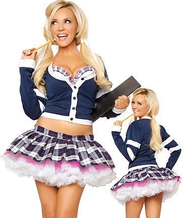 28 best school girl images on Pinterest | Teacher costumes Schoolgirl and Costumes