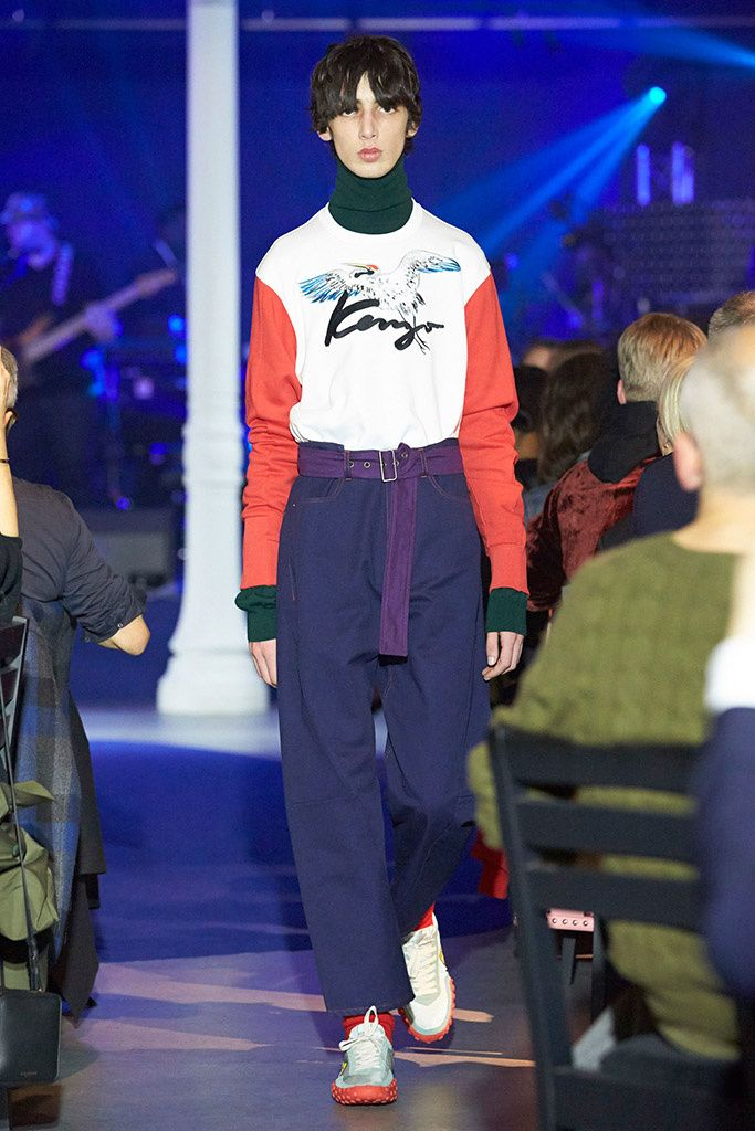 Kenzo Collection F/W 17/18