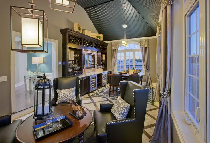 The Chelsea Carolina Sunroom (Toll Brothers at Horsham ...