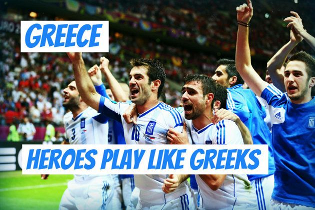World Cup 2014 slogans - Greece