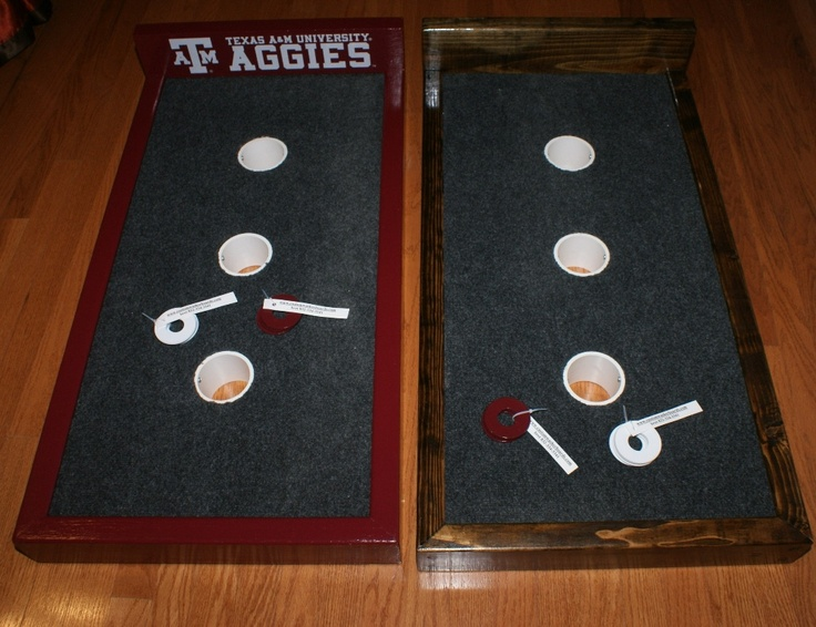 Texas Aggies Washer Boards Texas A Amp M Pinterest