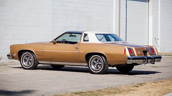1976 Pontiac Grand Prix LJ 50th Anniversary Edition