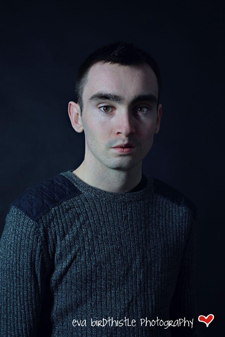 A dark and moody actors headshot #actor #headshot #portrait #moodyheadshot