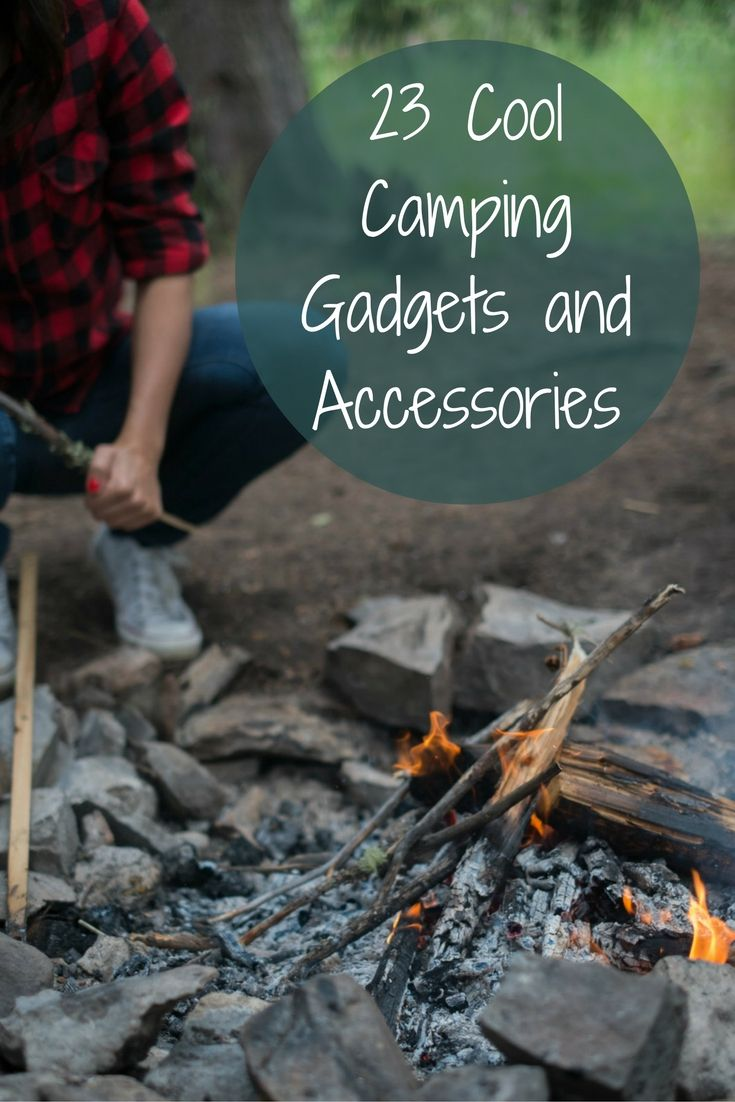 23 cool camping gadgets and accessories