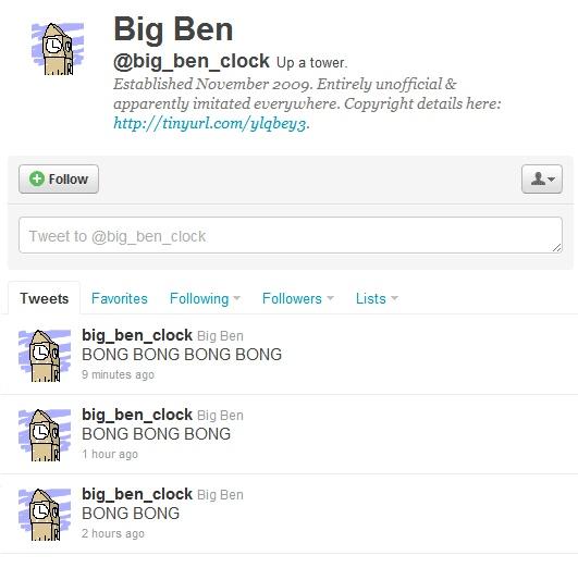 32 cuentas absurdas de Twitter que te harán pasar un buen rato.