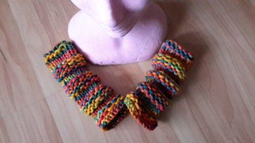 Handstulpen und Stirnband