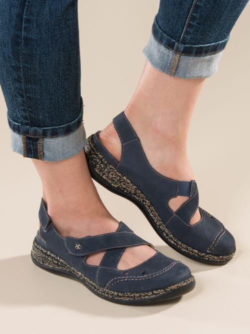 ae0c64f5ab78b Women's Rieker Crisscross Daisy Sandals | Sahalie #riekershoes ...