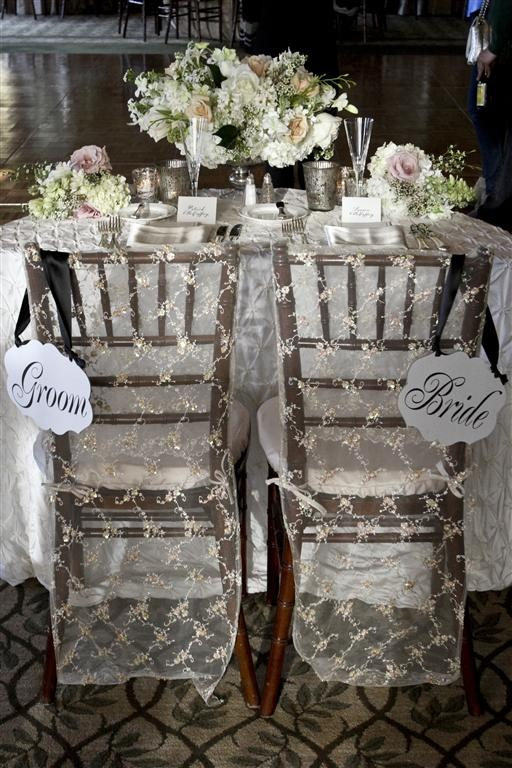 147 best wedding chairback decorations images on pinterest 147 best wedding chairback decorations images on pinterest decorated chairs chair sashes and chairs junglespirit Choice Image
