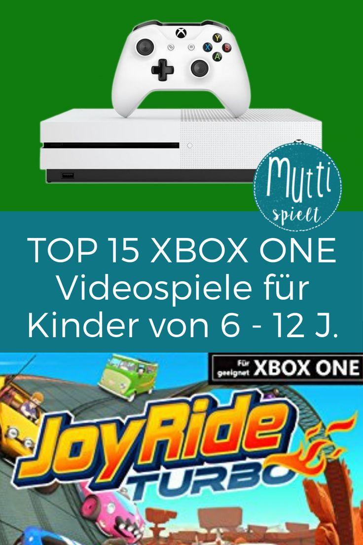TOP 15 XBOX Videospiele für Kinder im Alter von 6 bis 12  Jahren!🕹         #…