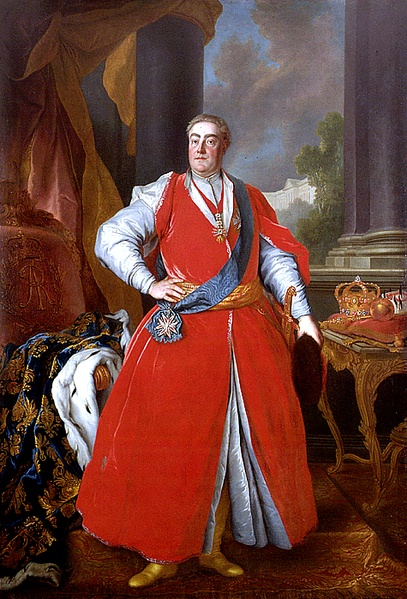 Louis de Silvestre (1675–1760)  Portrait of August III the Saxon in Polish costume  Date 	circa 1737  Medium 	oil on canvas	  Gemäldegalerie Alte   King Augustus III of Poland in a white żupan, c. 1756