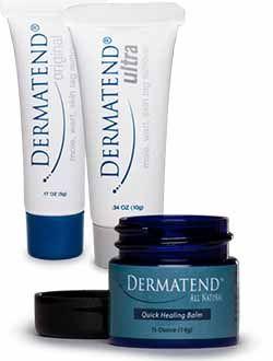 Derma Tend mole removal cream