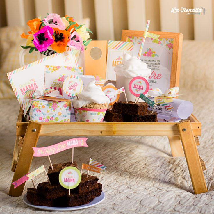 Mothers Day Gifts – Gift Ideas Anywhere Ideas Desayunos, Ideas Para, Gift Ideas, Mothers Day Event, Carved Wood Wall Art, Honey Shop, Mothers Day Breakfast, Eat Breakfast, Valentine Desserts