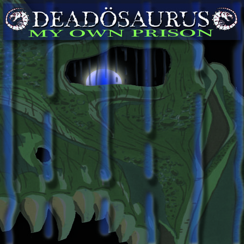 This first track by DEADÖSAURUS is inspired by W.A.S.P. and Blackie Lawless' fragile way of expressing his inner thoughts. It's a ballad with both acoustic guitars and electric guitars and the lyrics centers around being left behind by the love of your life, and can't find the meaning of living no more.
