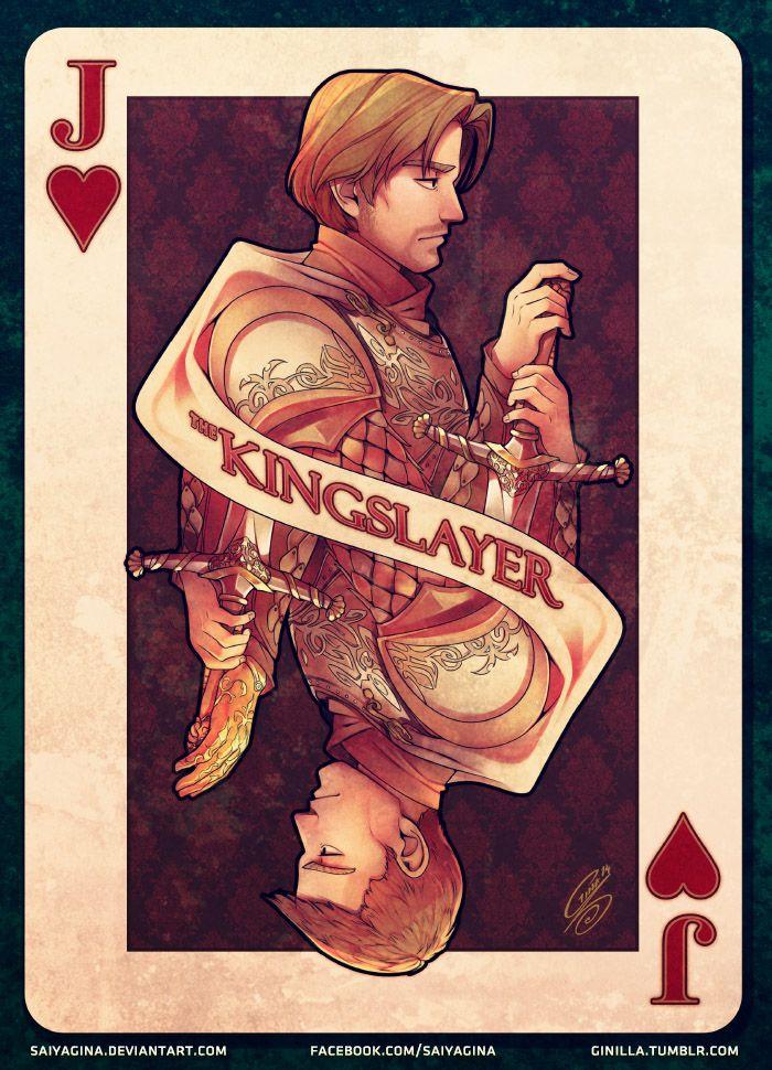 Jaime Lannister by SaiyaGina.deviantart.com on @deviantART